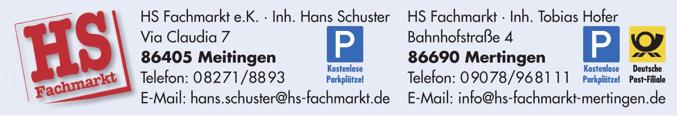 HS Fachmarkt