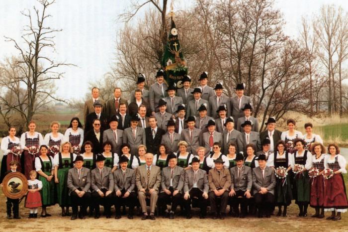 Verein 1995 - 100-jähriges Jubiläum
