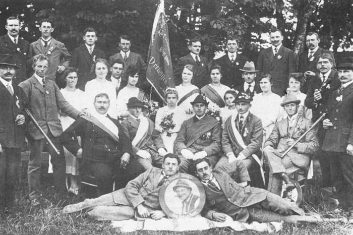 Vereinsgründung - 1895